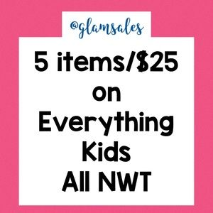 Other - 5 Items for $25. All NWT